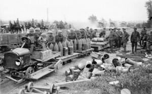 20140813 - World War One logistics