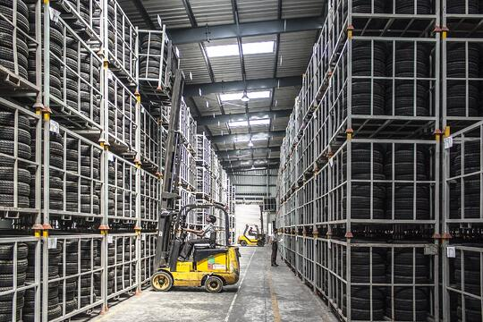 warehouse space requirements