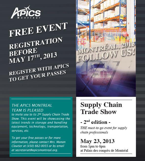 APICS May 2013