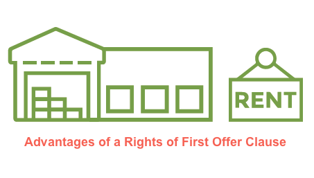 Rights of First Offer Clause