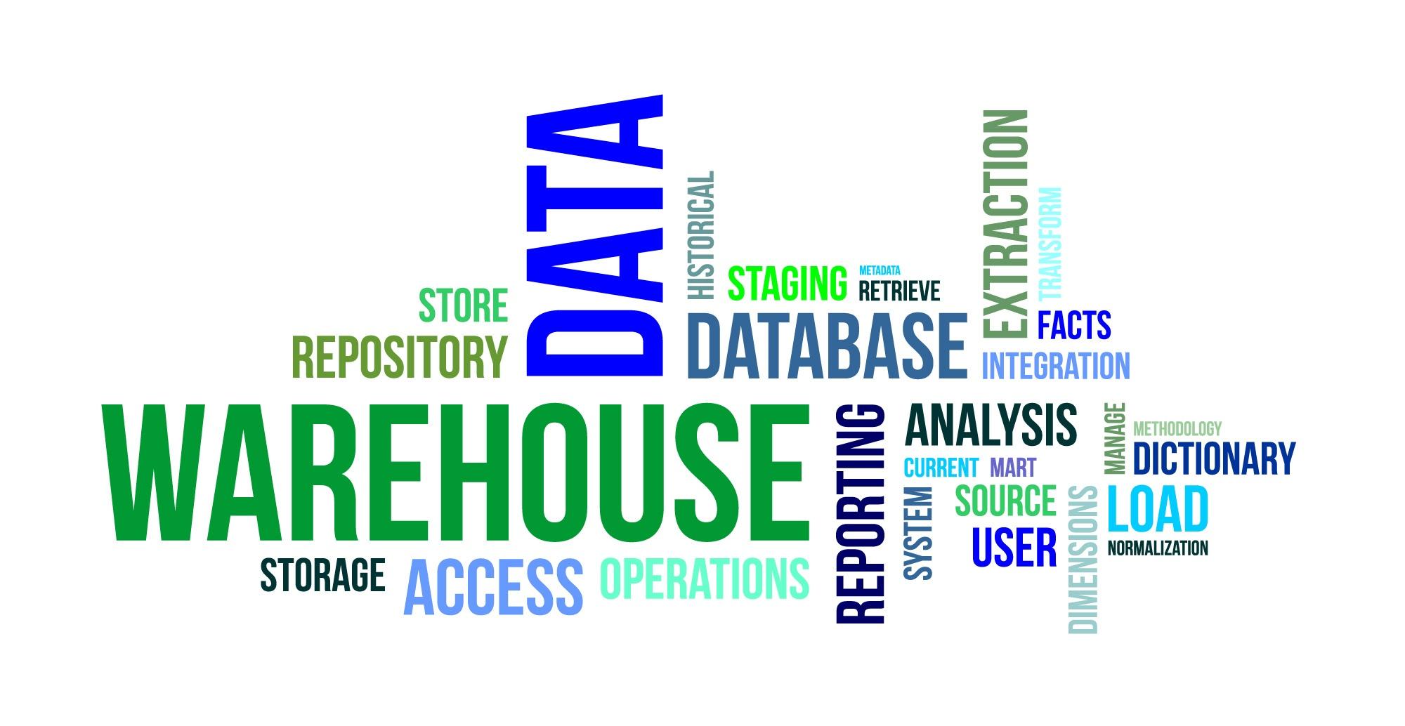 warehouse data tells a story