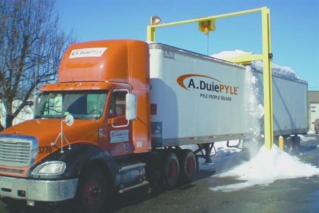 logistics winter safety